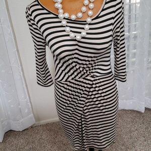 Everly size small  striped dress
